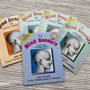 Children cognitive skill building books
